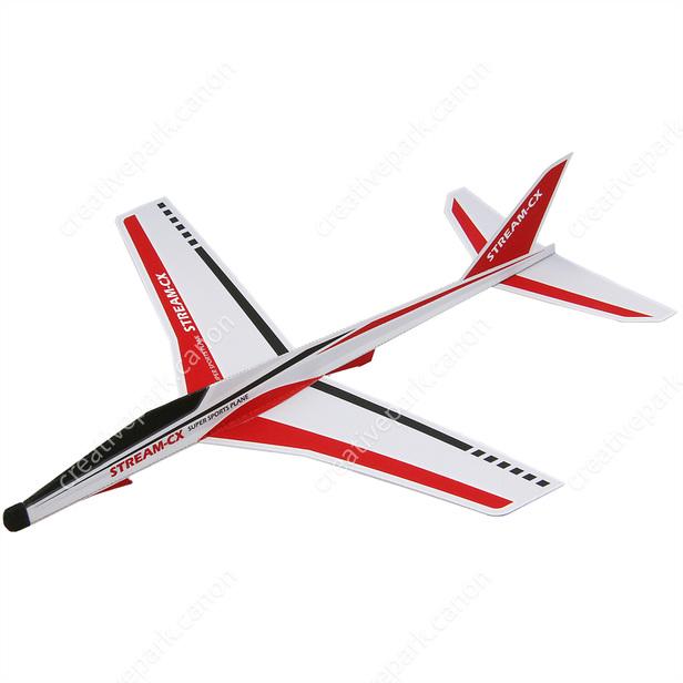 飛行機 ペーパークラフト