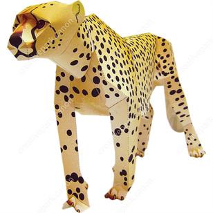 CheetahAnimalsPaper CraftAfrica Middle EastMammals Endangered Species