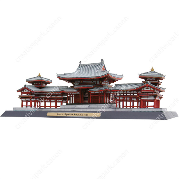 byodoin phoenix hall japan asia oceania architecture paper