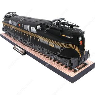 GG1 Type Electric LocomotiveVehiclesPaper CraftUnited Statesvehicle