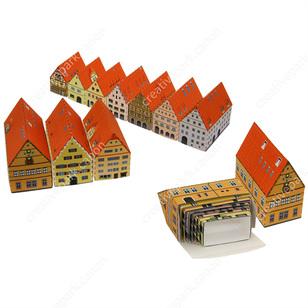 Bastelvorlage Rothenburg ob der Tauber