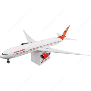 Air india boeing777 300er aircraft vehicles paper craft air india boeing777 300ervehiclespaper craftindiaairplanepassenger malvernweather Choice Image