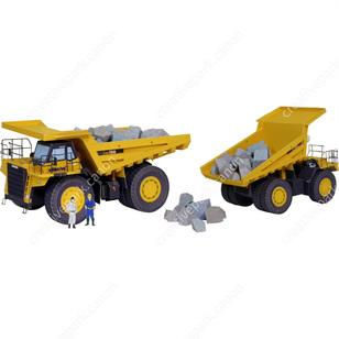mining truck dutch