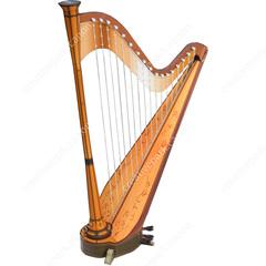 Paper Harp Craft