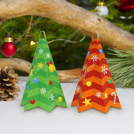 Christmas-tree Ornaments: Christmas Tree 01,Home and Living,Paper Craft,Christmas,Christmas Tree,Christmas color,Snow crystal,bell,star