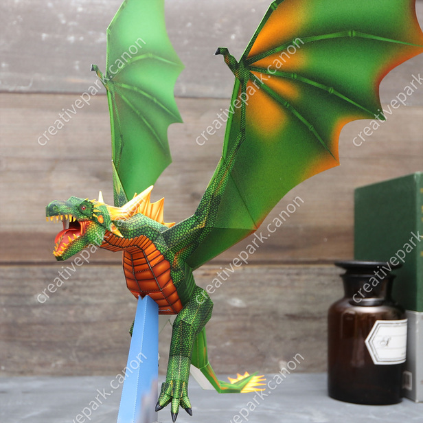Easy Origami Dragon Tutorial - Instructables | 616x616
