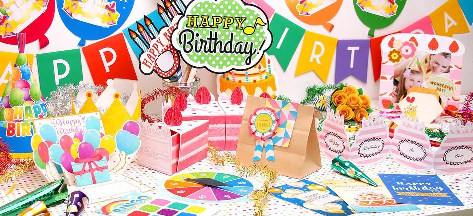 Birthday Canon Creative Park