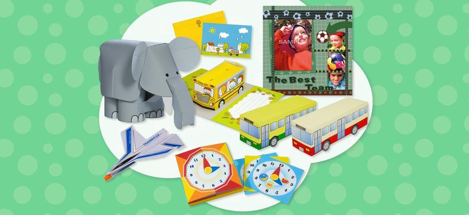 papieren envelopjes maken met kinderen